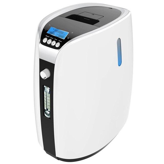 Недорогое медицинское оборудование, умный портативный кислородный концентратор для пожилых людей и беременных