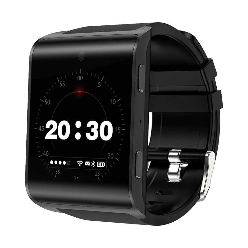 Fsoran DM2018 4G SmartWatch Android MTK737 1 GB 16 GB Monitor WiFi GPS inteligente para reloj HUAWEI 2 PK KW88 Q1 Pro