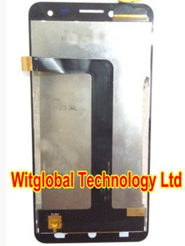 "New 5"" inch MySaga M2 LCD Display Matrix Combo Assembly + touch Screen Panel Digitizer Sensor Glass Free Shipping"