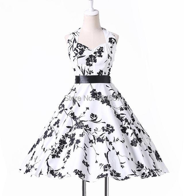 2015 new grace karin summer short vestidos pinup retro vintage 50s Petticoats Now 2015 new grace karin summer short vestidos pinup retro vintage 50s 60s rockabilly swing print pattern prom party dress cl6075 15 in dresses from women s