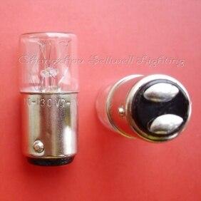 Miniaturní lampa 110 / 130V 7-10W BA15D A671 NOVINKA 10ks prodávající osvětlení