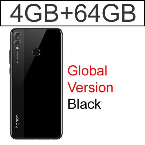 Global 4G 64G Black