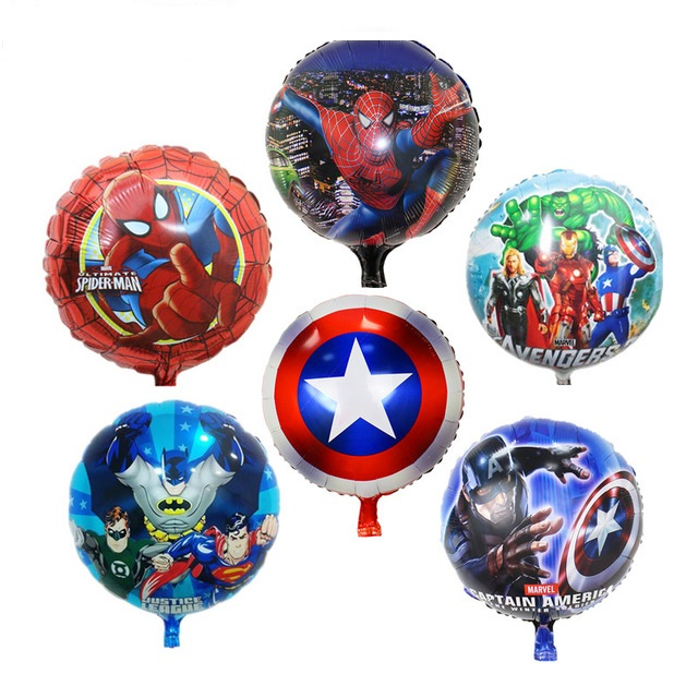 6pcs-18-Inch-Spiderman-Avengers-Dragon-Foil-Helium-Balloon-Kids-Birthday-Party-Hero-Party-Justice-League.jpg_640x640