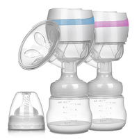 Safe Consumption of Silicone Breast Pump No Noise Electric Milk Pump borstkolf extractor de leche