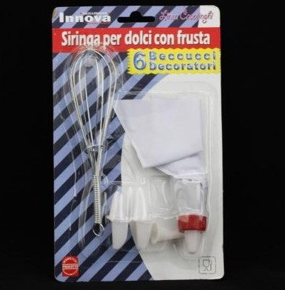 For dec  orating mouth whishts set baking tools