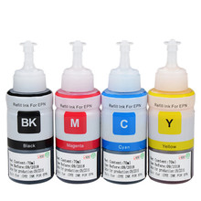 краска для принтера чернила для принтера Epson 664 чернила664 ink L210 L800 L355 L200 L120 L222 L132 L100 L110 L300 L312 L350 L362 L366 L550 L555 L566 L810 L805