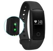 Оригинальная Смарт Браслет Сердце Мониторы браслет Здоровье Фитнес отслеживания для Android IOS смарт-часы