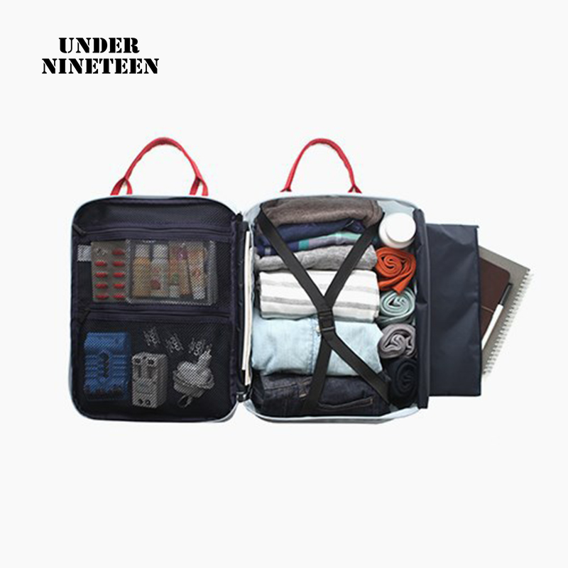 Under Nineteen Travel Luggage Duffle Bag Big Size Large Capa
