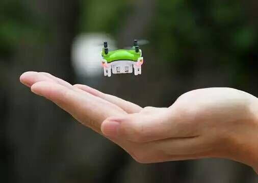 2016 New Product Pocket font b Drone b font 2 4G 4CH Mini font b Drone