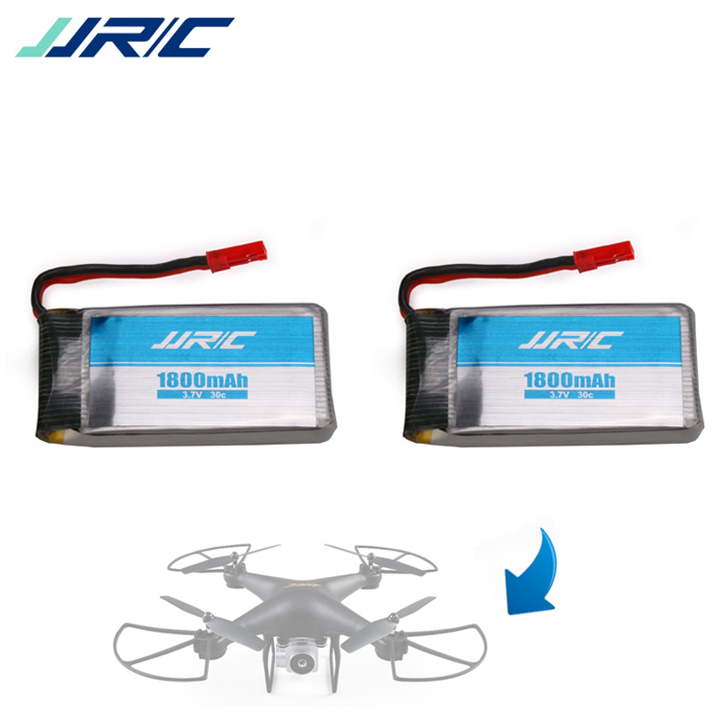 Original JJRC Spare Parts 3.7V 1800mAh Battery for JJRC H68 Accessories jjrc x1 quadcopter spare parts 7 4v 1300mah battery