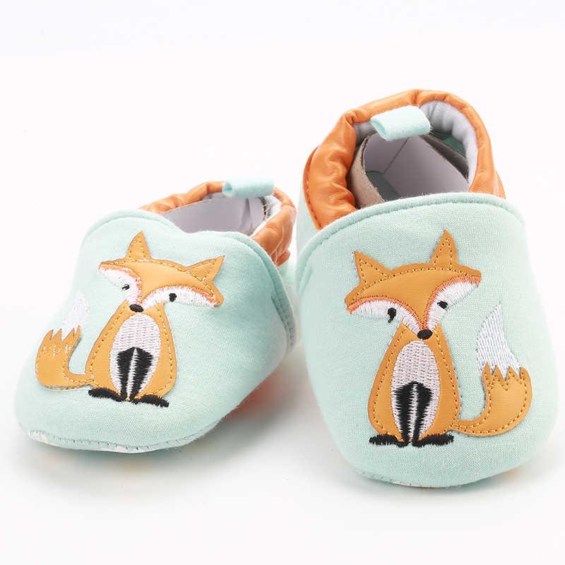 [Simfamily] Kid filles garçon premiers marcheurs doux infantile bambin chaussures mignon fleur semelles berceau chaussures chaussures pour nouveau-nés bébé chaussures