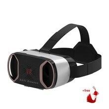 """2016ใหม่เสมือนDIY VRกล่องชุดหูฟังVRความจริงเสมือนแว่นตา3D 3dมือถือแว่นตาทีวีสำหรับ4.0 ~ 6.0 """"มาร์ทโฟนของขวัญโบว์จีน"""