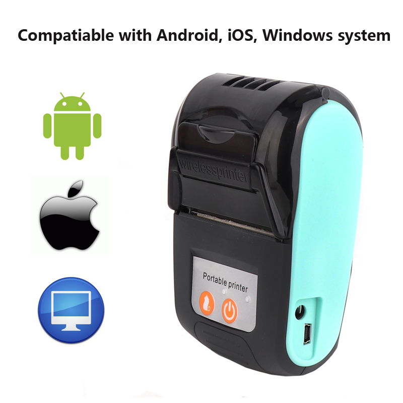 IMP026 Free SDK 58mm Handheld Pos Printer Android iOS Bluetooth4.0 thermal printer receipt printer Mini Mobile Protable Printer 36v electric bike battery 36v 10ah lithium battery 36 v ebike battery with 15a bms 42v 2a charger free shipping