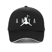 new game of thrones cap is not todays ARYA STARK Baseball caps summer 100%cotton men women adjustable snapback hat