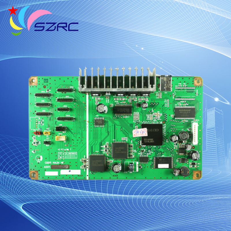 High quality Original teardown 2hand mother Board Compatible For Epson 1400 R1400 Main Board ( 100% Tested )