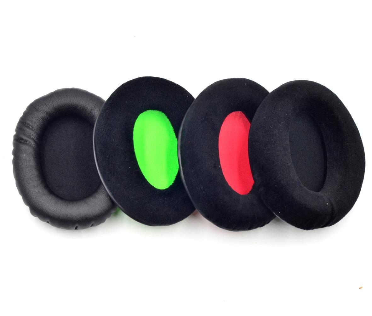 Ear pads cushions bands for KINGSTON HyperX Cloud CORE Cloud II headphones KHX