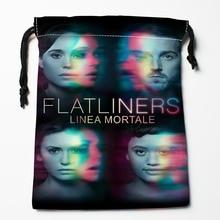 Custom Flatliners Drawstring Bags Custom Storage Bags Storage Printed gift bags Size 27x35cm Compression Type Bags