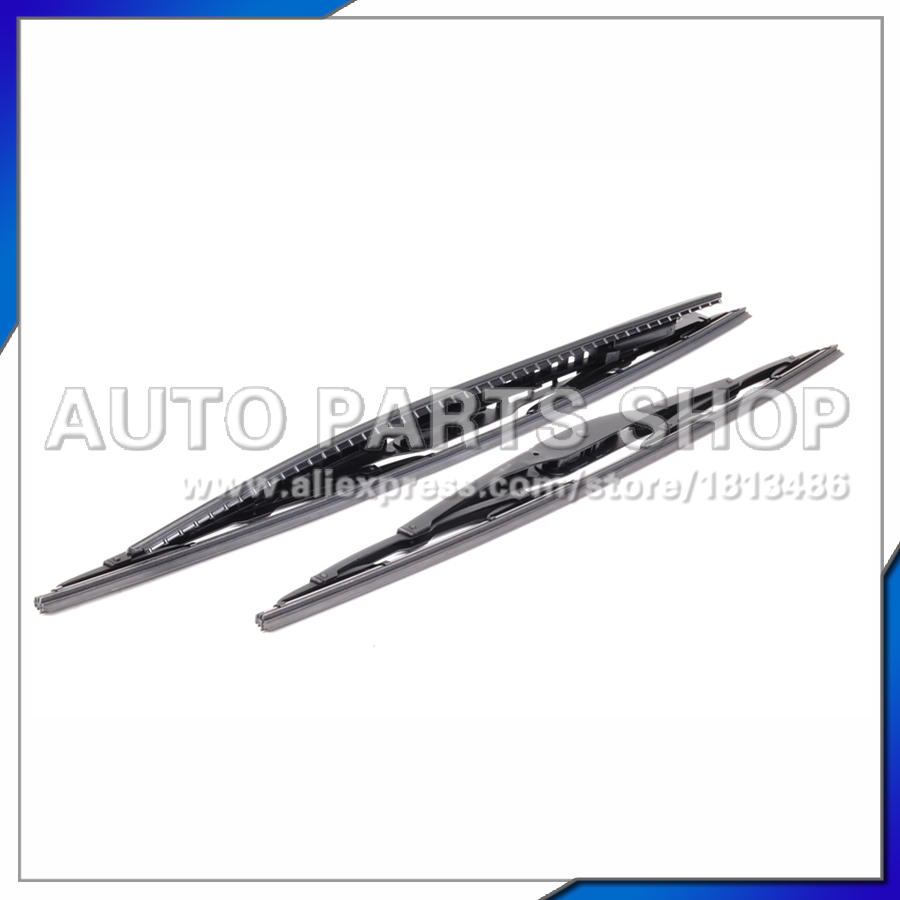 car accessories Windshield Wiper Blade Set For BMW E39