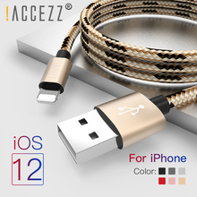 !ACCEZZ For iPhone Cable Charger For Apple iPhone