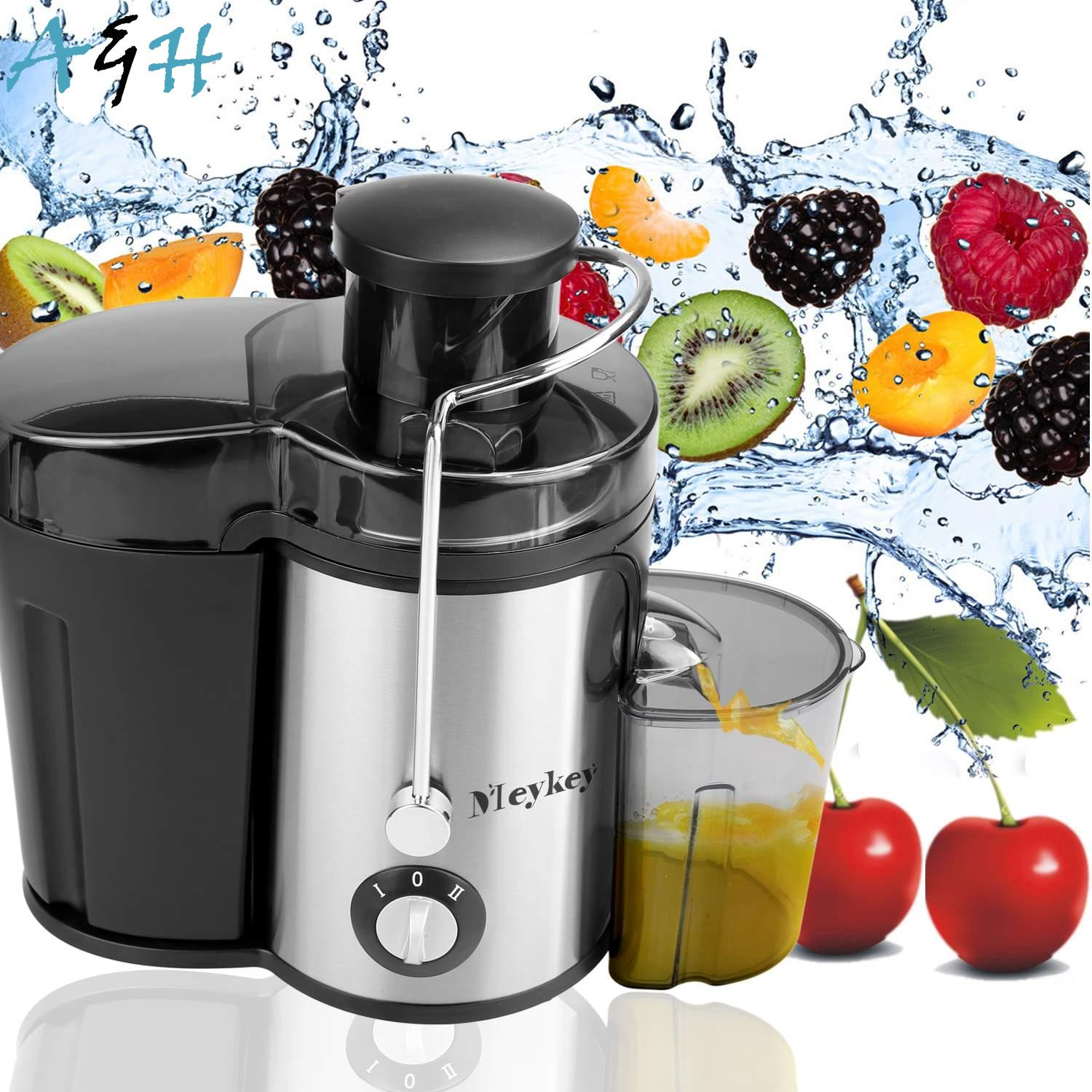 500ml Juicer Automatic Electric Home Fruit Juicer Juice Extractor Two Speed Adjustable Juicer machine 220v 400w juice extractor 508 home juicer electric fruit juicer juice machine baby food maker