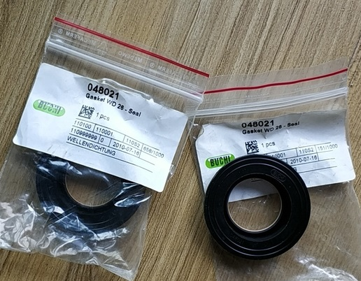 For Swiss Step Qi BUCHI Sealing Washer WD26 Order Number 048021