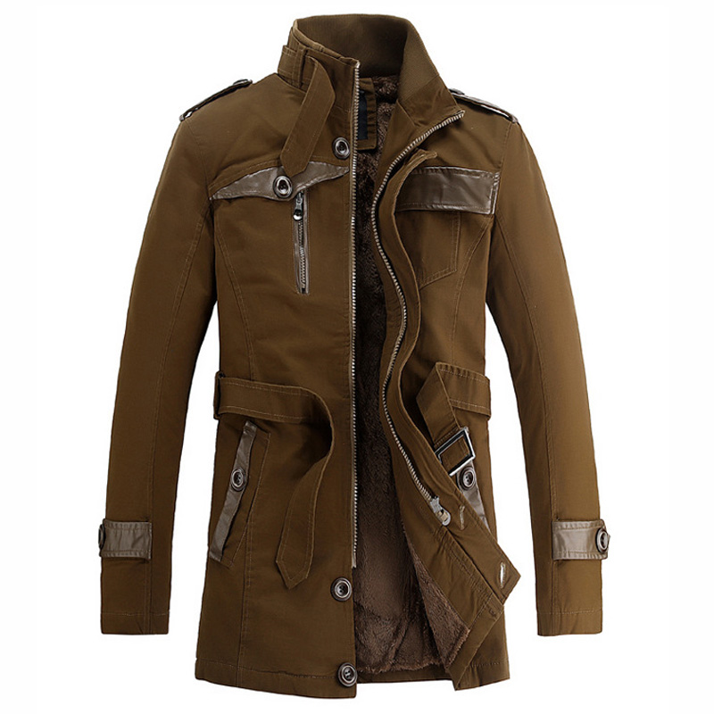 Compare Prices on Military Trench Coat Men- Online Shopping/Buy ...