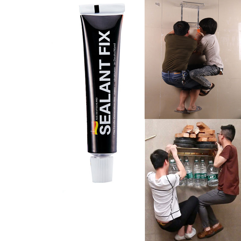 Modern 2pcs Strong 12ml glass glue Silane polymer Metal adhesive SEALANT FIX for stationery Glass Jewelry Crystal HD - Inspirational adhesive sealant Elegant