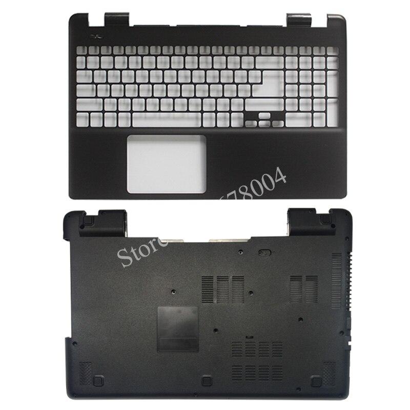 NEW For Acer For Aspire E5-571 E5-551 E5-521 E5-511 E5-511G E5-551G E5-571G E5-531 Palmrest COVER/Laptop Bottom Base Case Cover