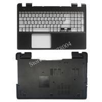 NEW For Acer for Aspire E5 571 E5 551 E5 521 E5 511 E5 511G E5 551G E5 571G E5 531 Palmrest COVER/Laptop Bottom Base Case Cover
