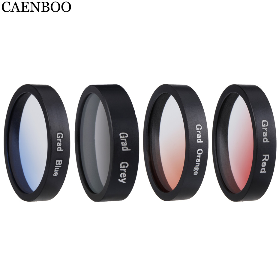 HD Drone Grey ND Lens Filter for DJI Mavic Pro for DJI Gopro Action Camera Color : Color4