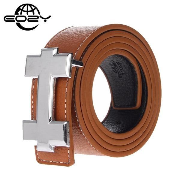 27e7f1d8eb Men Casual Solid PU Leather Belts Business Formal Designer Belt For Men  High Quality Cummerbunds Black