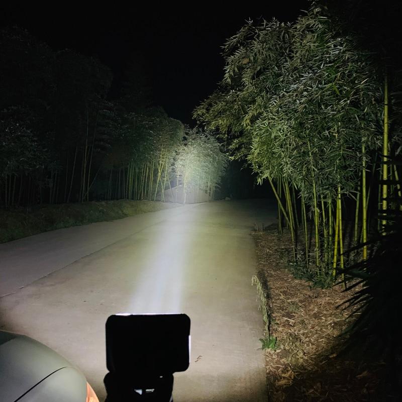 12 24 36 48 60 64 72V Led Car Spotlight 4x4 Autos Led driving headlight Waterproof