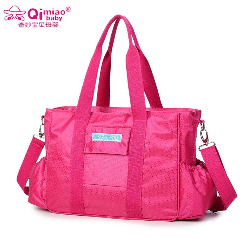 Sacs à couches poussette sac organisateur maternité momie sac multifonctionnel Nappy sac étanche sac à main pour bébé livraison gratuite