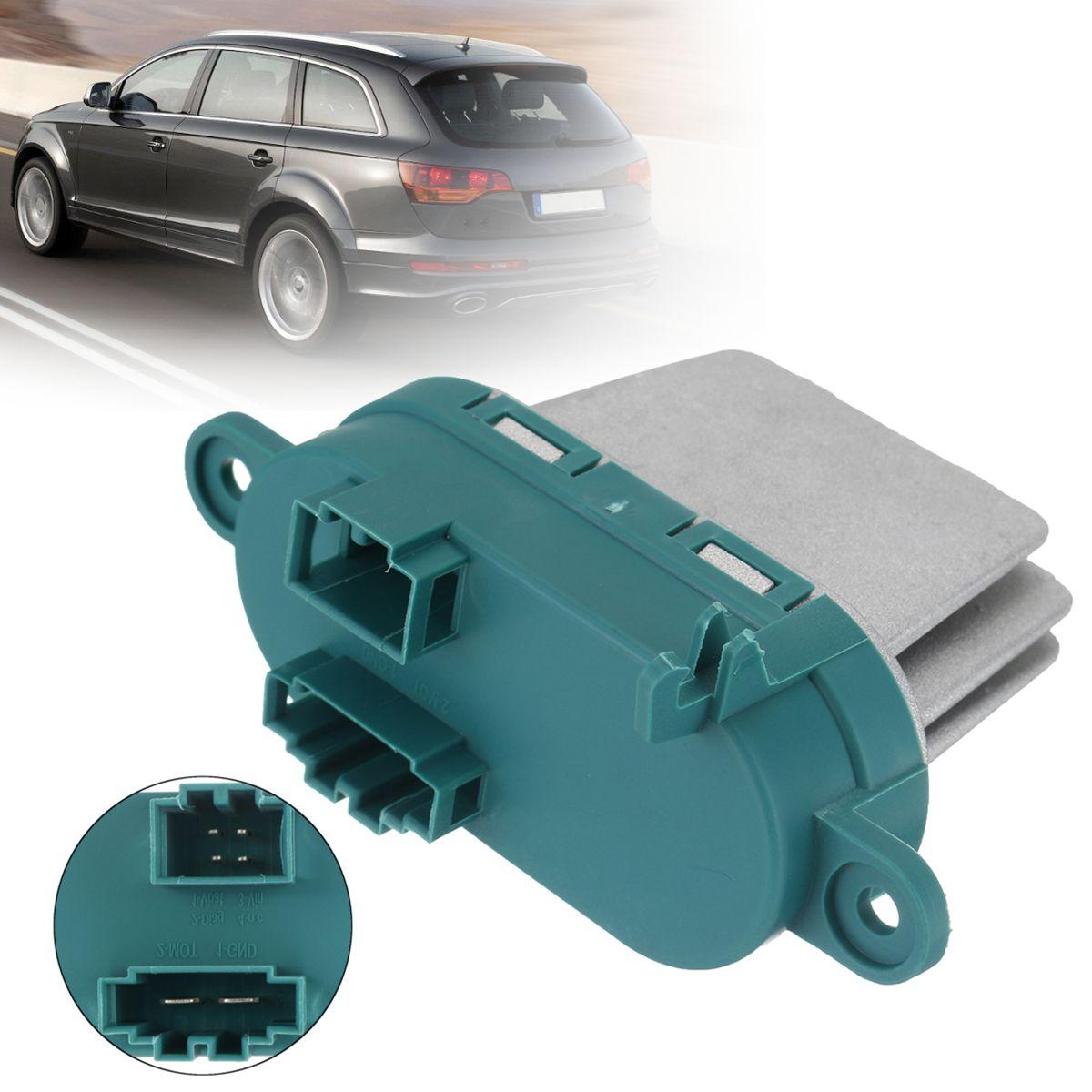 #7L0907521B Transporter Blower Fan Motor Heater Resistor Speed Controller For Audi/VW/Porsche Q7 Cayenne Amarok Multivan Touareg