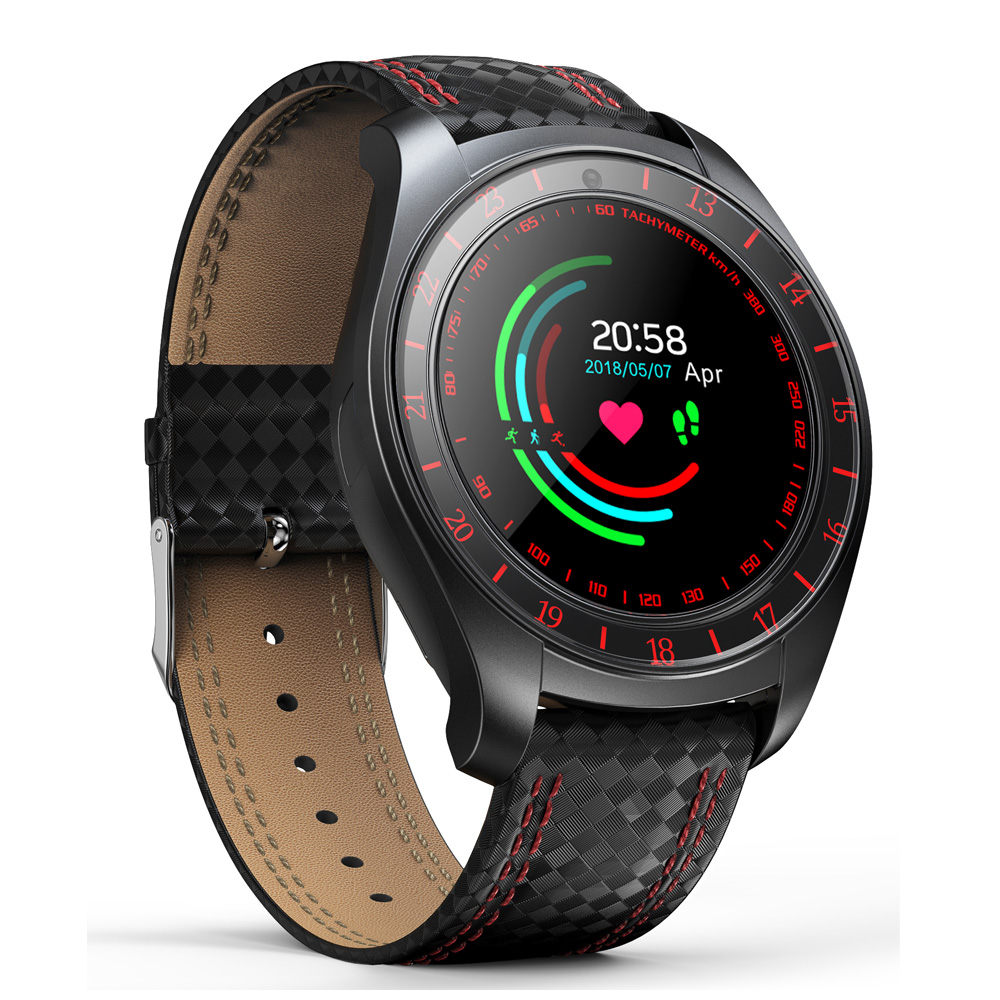 Tragbare Geräte Unterhaltungselektronik Ehrgeizig V10 Smart Uhr Herz Rate Monitor Smartwatch Männer Frauen Bluetooth Smart Armbanduhr Für Iphone Huawei Xiaomi Samsung Pk A1 Q8 Y1 Attraktive Designs;