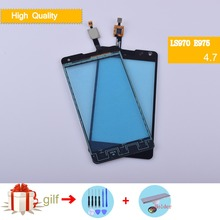 For LG Optimus G F180 E973 LS970 E975 E977 Touch Screen Touch Panel Sensor Digitizer Front Glass Outer Touchscreen NO LCD