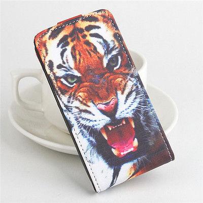 Yooyour PU Case Cover Cover shell shell for Wiko Freddy / U Feel Go / - Բջջային հեռախոսի պարագաներ և պահեստամասեր - Լուսանկար 2