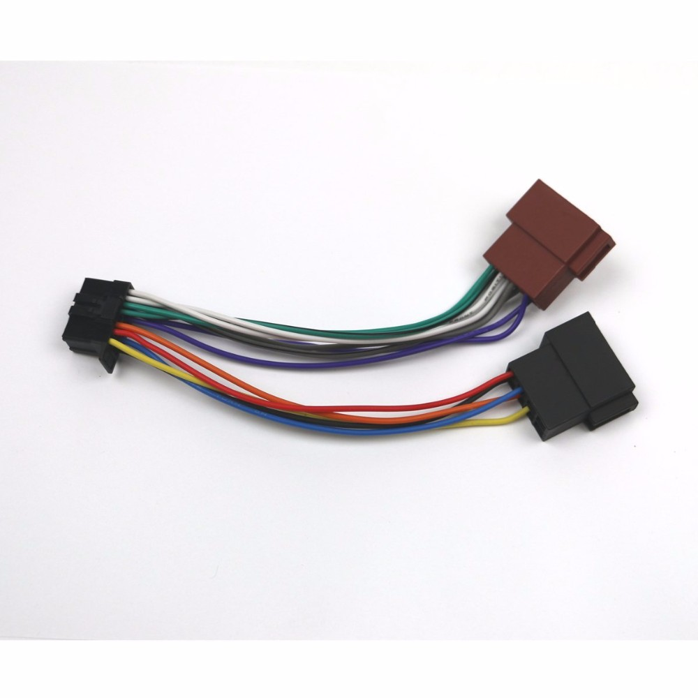 15 107autostereo Iso Standard Harness For Pioneer Deh Series 2010   Select Models  Harness Radio