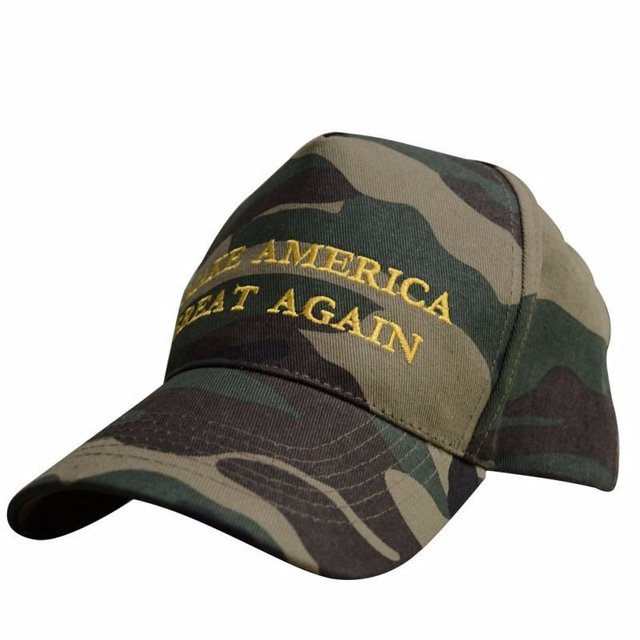PRESIDENT TRUMP MAKING AMERICA GREAT AGAIN CAMO CAP