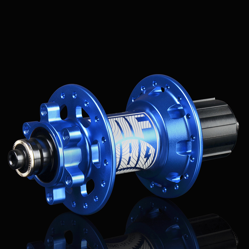 Koozer MF480 24 Full Gear Tooth 32H Mountain Bicycle Disc Hubs XD Cassette Body