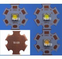 1 PCS CREE XML2 XM-L2 LED T6 U2 10W WHITE Neutral White Warm White High Power LED Emitter with 12mm 14mm 16mm 20mm PCB for DIY