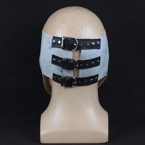 Image 4 - Slipknot Mask Corey Taylor Leader singer Cosplay TV Slipknot Latex Dj Masks Halloween Party Props