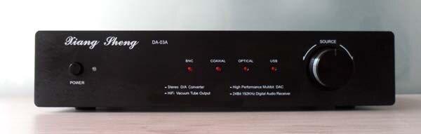 XiangSheng DAC-03A I PCM1794 USB borusu DAC HIFI EXQUIS Koaksial - Evdə audio və video - Fotoqrafiya 3