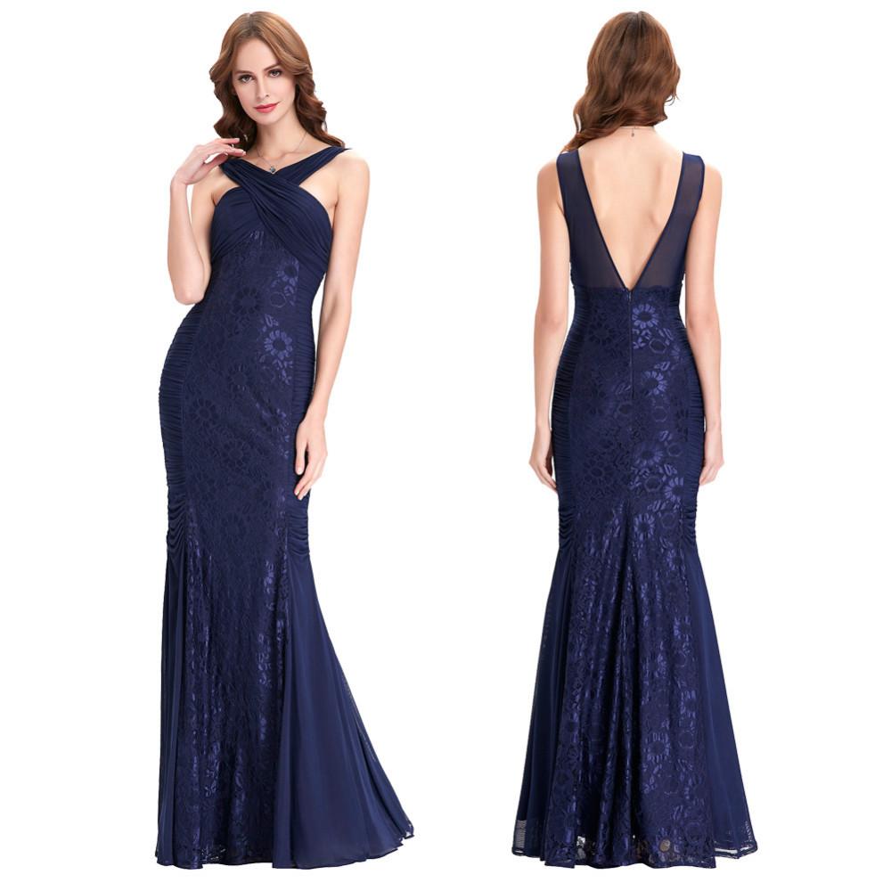uzun abiye elbise dantel tasarımlı askılı,abiye elbise,uzun abiyeler,gece elbisesi,mezuniyet elbisesi