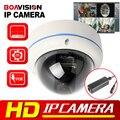 Fisheye 5MP Объектива CCTV Безопасности 3.0 Мегапиксельная 360 Градусов Панорамный 3-МЕГАПИКСЕЛЬНАЯ Ip-камера POE С 1 По 4 Видео Резки Открытый Onvif, Металл