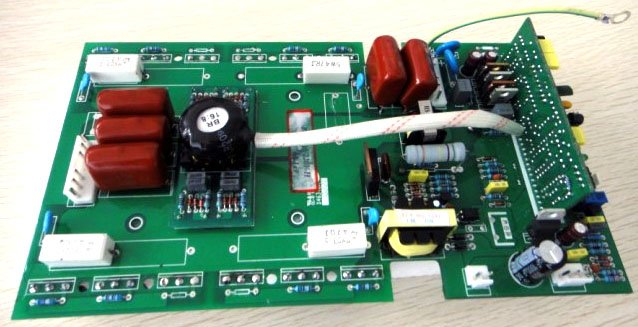 Field-effect tube ZX7-160(220V) PCB with MOSFET-controlled inverter welder(PC1+PC2+PC3) um150cdy 10 100% import authentic field effect module inverter