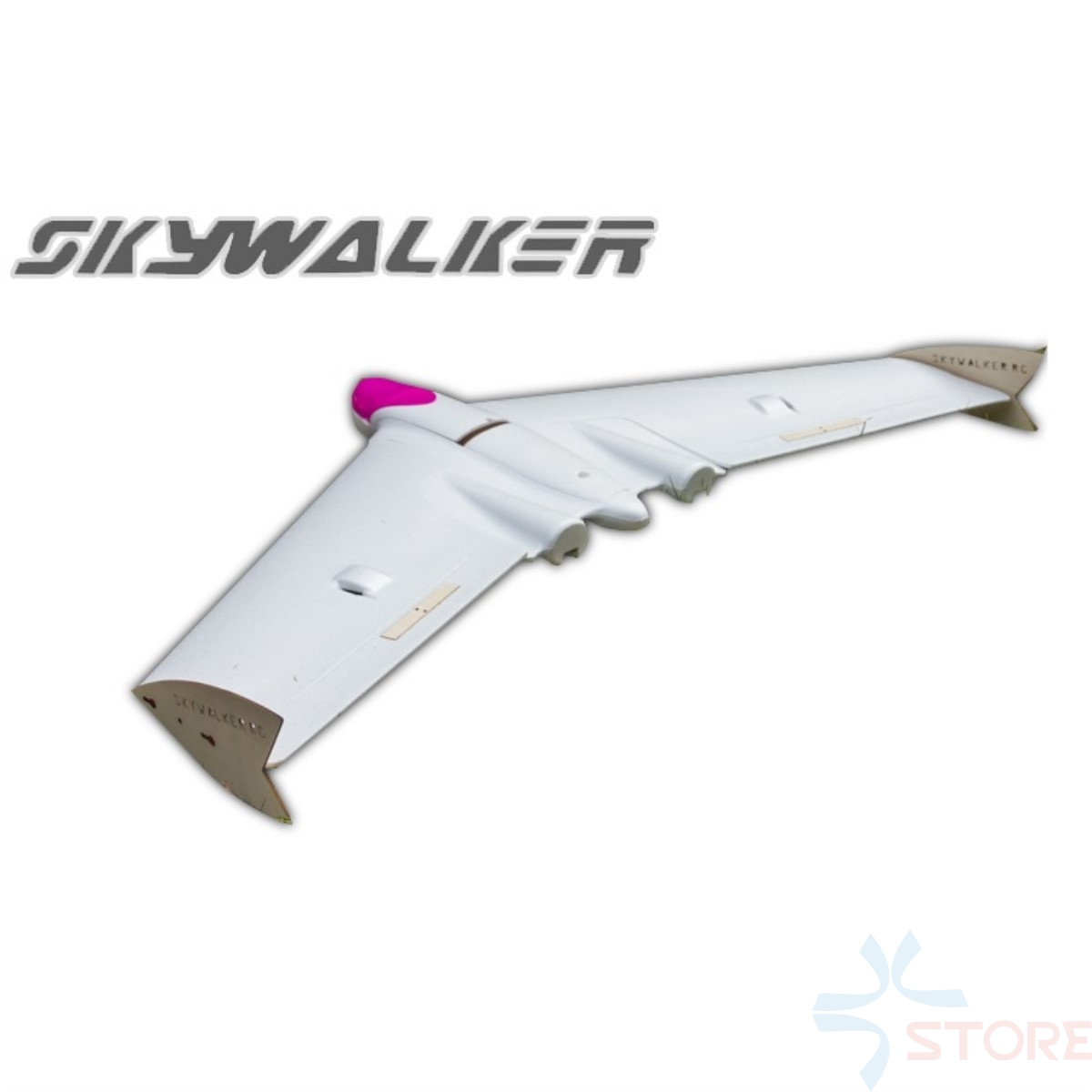 Skywalker SMART 996mm Wingspan EPO version Flying Wing For FPV Racing or Long Range Flying RC Airplane Kit Frame diy ar wing 900mm drone fpv flying wing frame kit pnp version optional for rc airplane