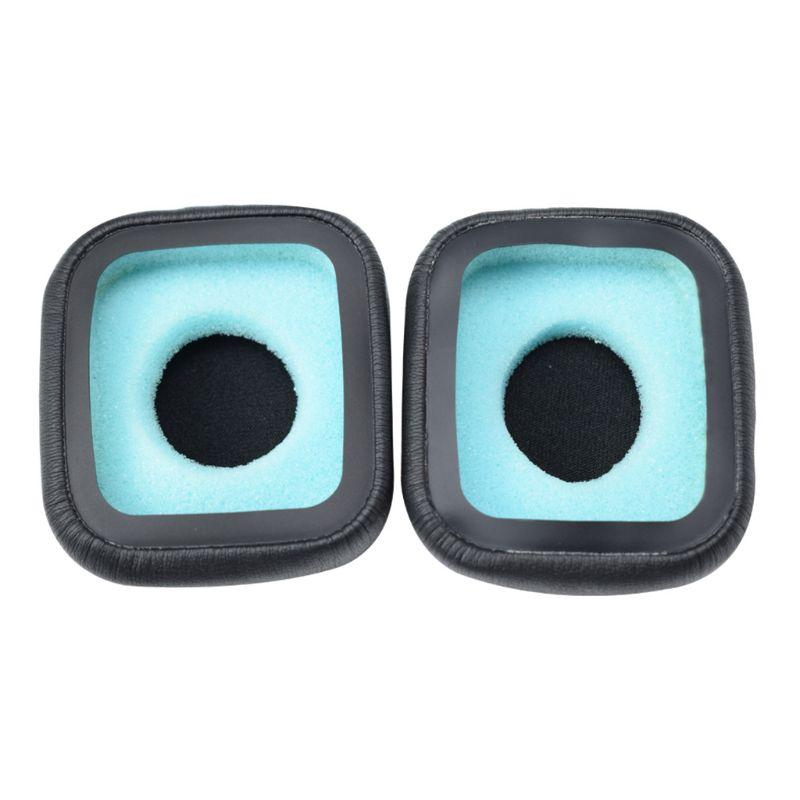 New 1 Pair Earphone Ear Pads Earpads Sponge Soft Foam Cushion Replacement for Logitech UE5000 Headset Headphones qiang