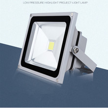 DC low voltage flood light battery 12V24V36V LED 20W30W50W spotlight for boat lighting outdoor waterproof