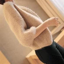 eight Colour Women's Sweater Cardigan Korean Style 2016 New Spring Autumn Short Loose Casual Knit Outerwear D2